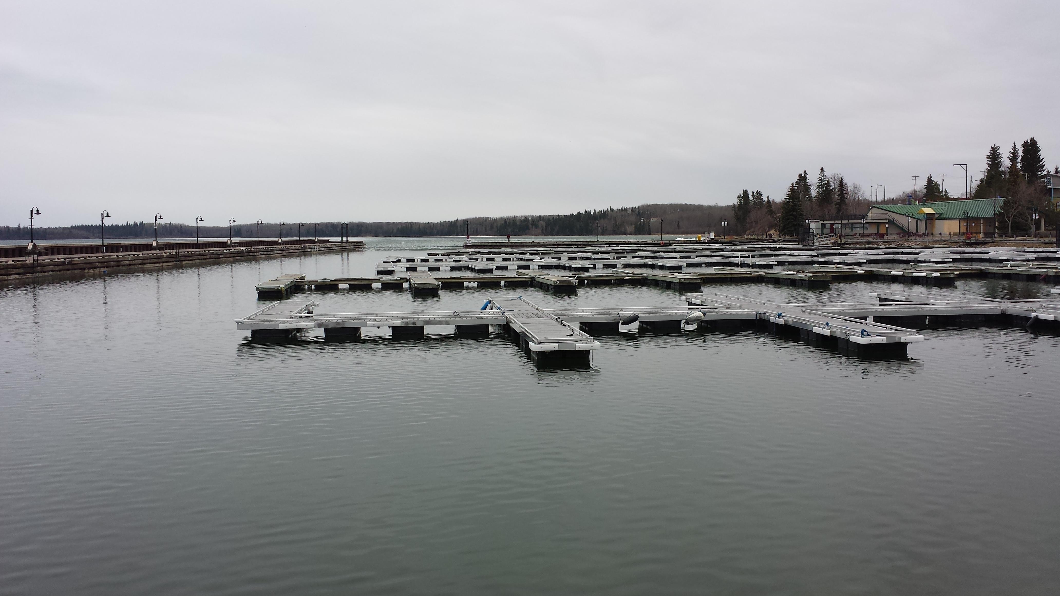 Waterfront Docks